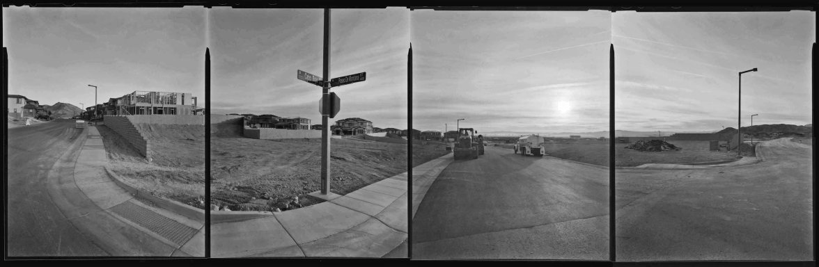 New Street Sommerlin, NV.