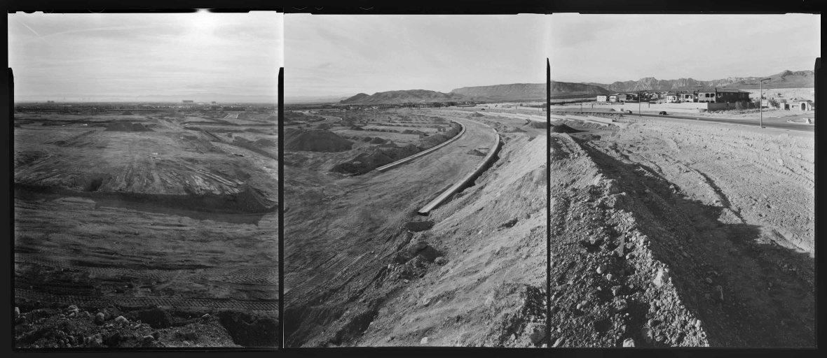 Excavation, Sommerlin, NV.